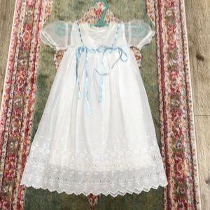 antique Christening dress